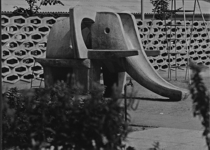 east germany 1965 by the Kunst am Bau group