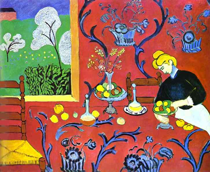 Rüpert von Rom; The Oasis of Matisse