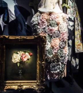 Inspiration Grunge;Vase de Fleur by Ignace-Henri Fantin Latour, Dries van Noten