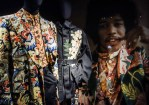 Inspiration Jimi Hendrix, Dries van Noten