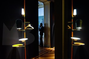 Collection Objets Nomades, Louis Vuitton. Damien Langlois Meurinne, Valet Nomade