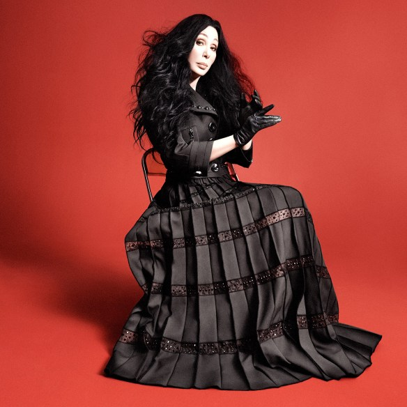 Cher in Marc Jacobs Winter 2015 Campaign