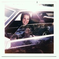 Priscilla Presley In A Car Mimi Berlin