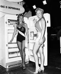 Miss Real Cool and Miss Plumbing 1958