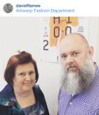 Suzy M & Walter van Beirendonck, Belgium fashion designer