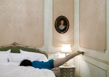 Do not disturb by Anja Niemi