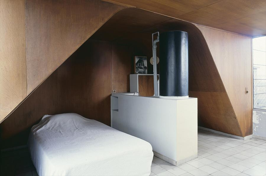 Le Corbusier's Immeuble Molitor in Paris