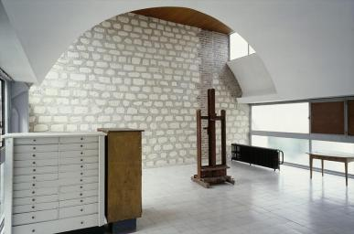 Le Corbusier Appartment Atelier Paris