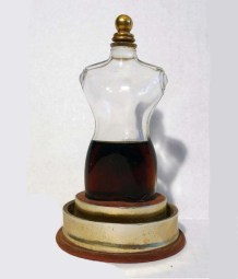 Shocking perfume bottle by Schiaparelli
