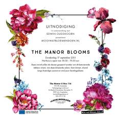 The Manor Blooms