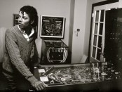 Miachael Jackson ca 1983