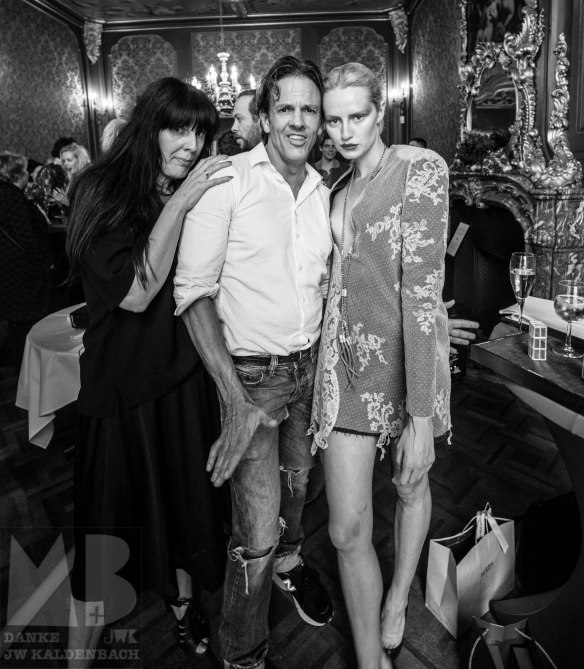 new party snaps At The Launch of Mirror Mirror Magazine in Amsterdam