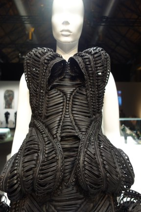 "Iris van Herpen. ""Dutch Heritage"" exhibition"