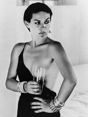 Paloma Picasso Photographed by Helmut Newton