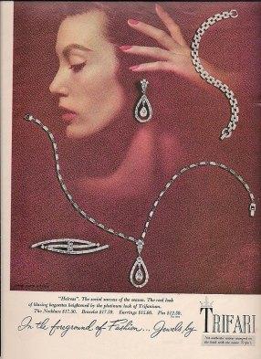 Trifari, 1950