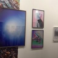 Hiroshi Takizawa and Takashi Kawashima at G/P gallery/rin art association