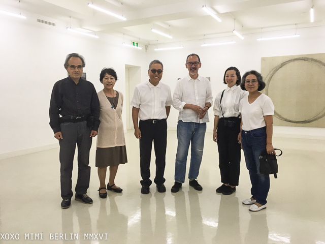 Akio Igarashi and Takashi Suzuki and company