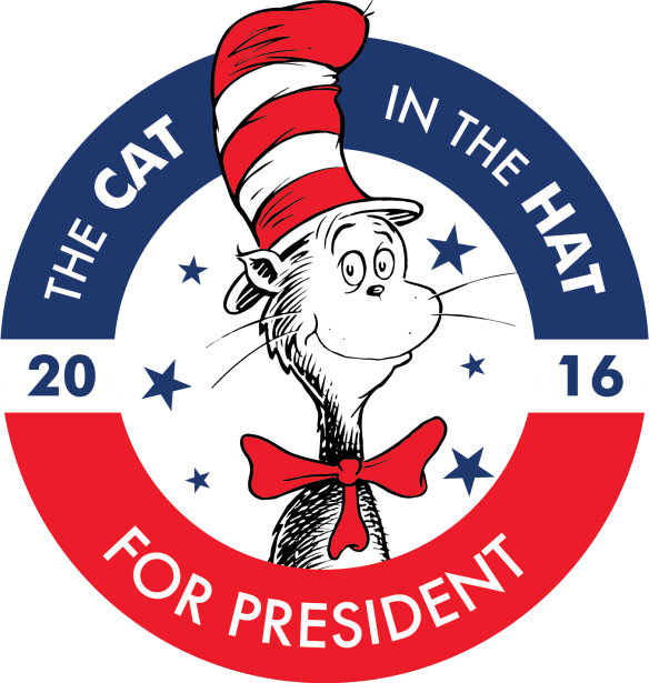 Elections 2016 Nonfiction by Dr. Seuss