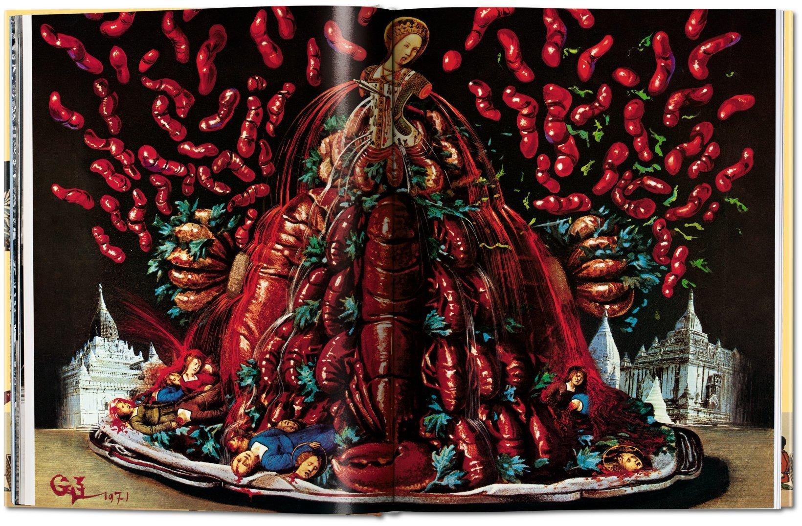 The Cookbook by Dali: Les diners de Gala