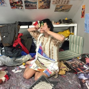 Fashionable Messy Room Syndrome
