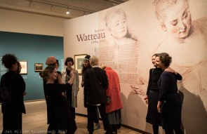 Exhibition: Watteau at Teylers Museum