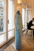 At Peet Dullaert's Showroom in the Atelier Neérlandais, Paris