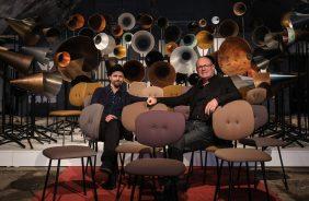 Maarten Baas & Lensvelt presenting new Chairs at Salone del Mobile 2017