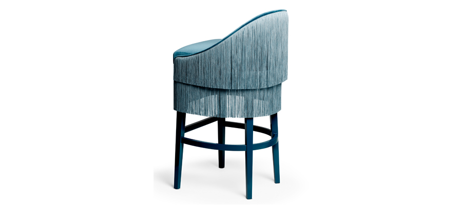 Furniture with Fringes by Munna
