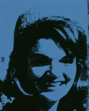 Jackie Kennedy by Norman Rockwell and Andy Warhol