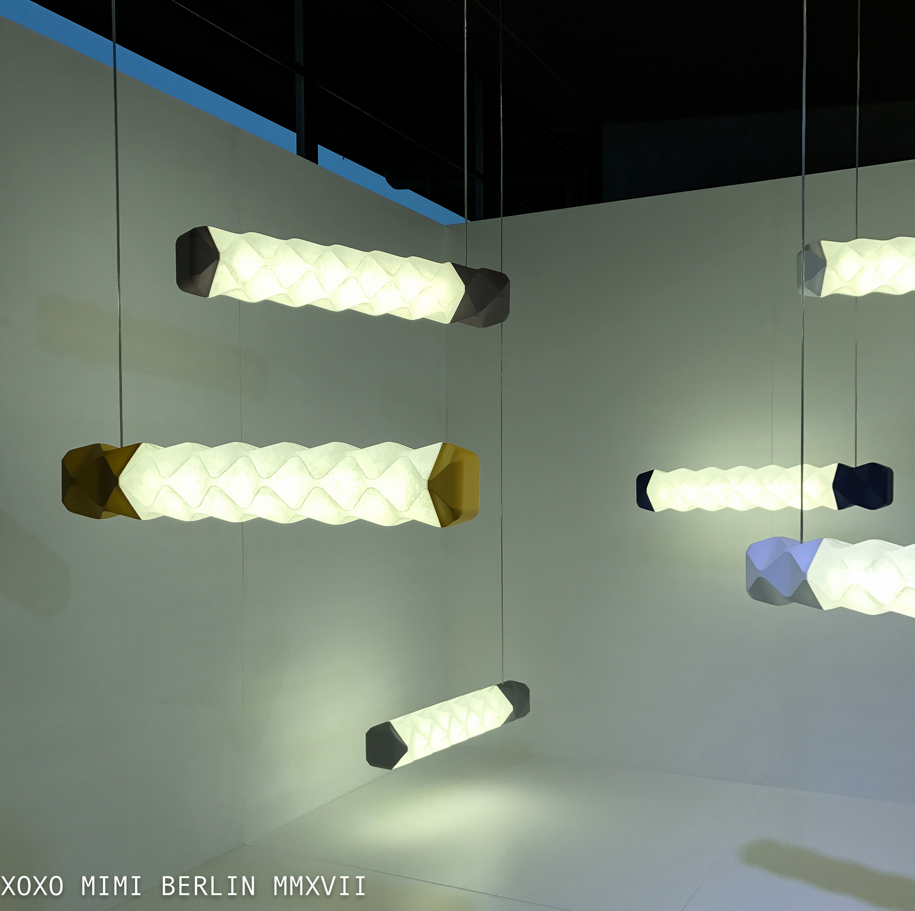"""Pleated Colback for the 'Rilly Nice Lamp"""" by Erik Stehmann"""