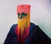Damselfrau Creates Masks