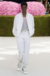 Dior Men's Summer 2019 Show, Silhouette 07