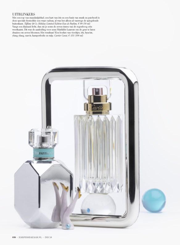 Perfume Storiy Tiffany, Cartier