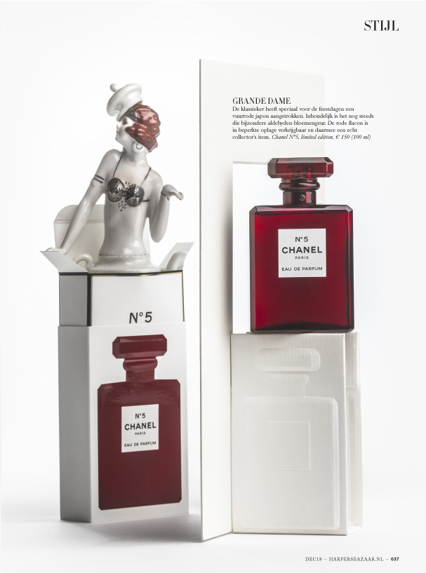 Perfume Story Chanel