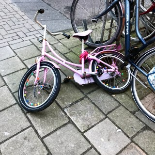 Children's Bicycles in Amsterdam