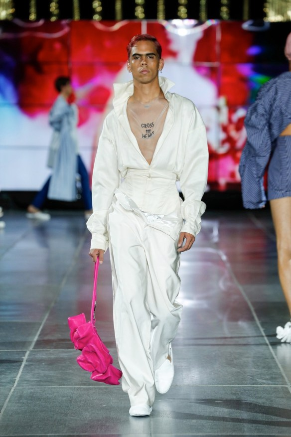 Dylan Westerweel Winner Lichting 2019 Fashion Contest
