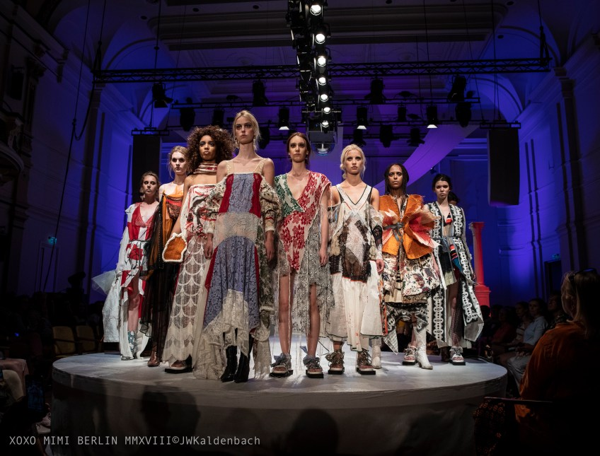 ArtEZ Arnhem Fashion Shows 60th Edition 2018
