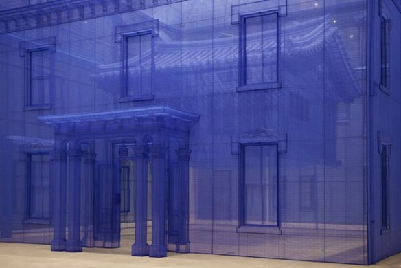 Do-Ho Suh, Home Within Home Within Home Within Home Within Home, 2015