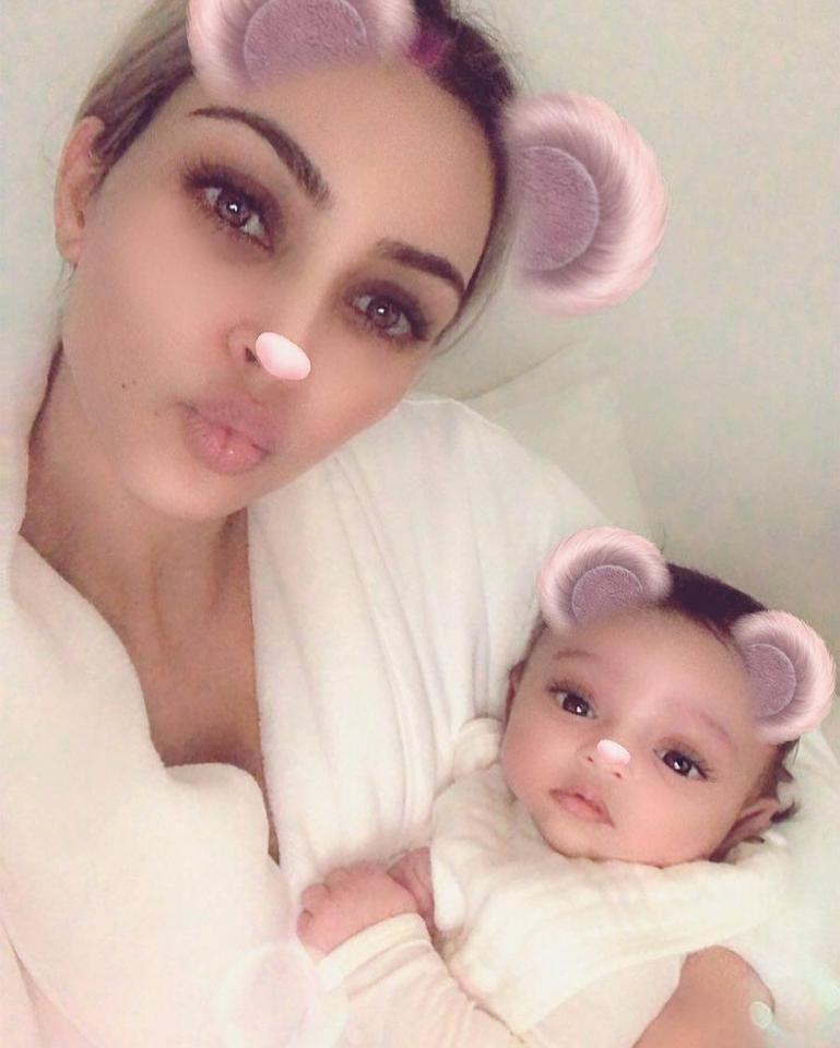 Three New Kardashian BabyGirls