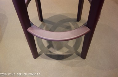 'Déjà-vu' stool by Naoto Fukasawa
