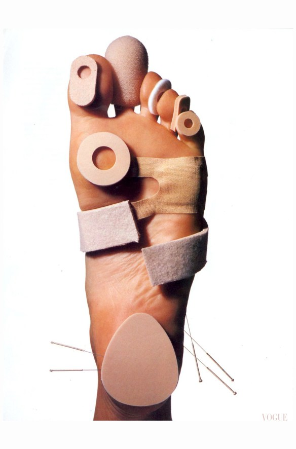Foot Care by Irving Penn