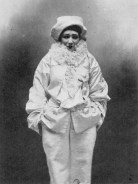 Sarah Bernhard by Nadar