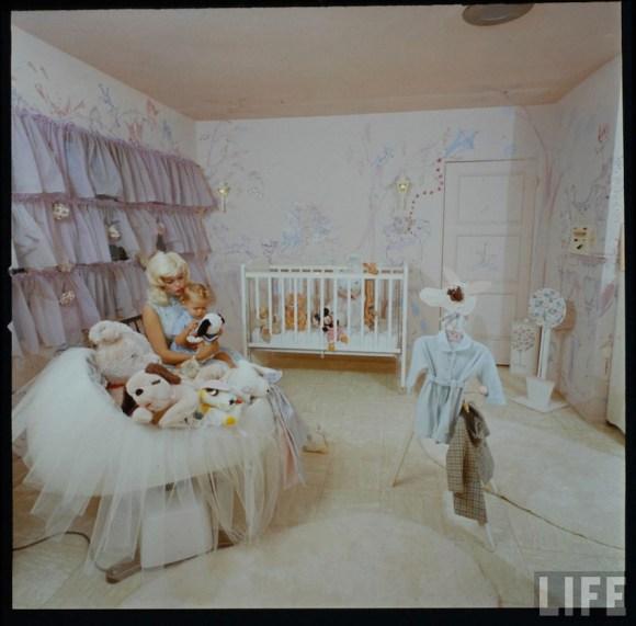 Jayne Mansfield home