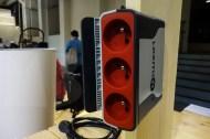 lexman/leroy merlin, multi clip-on socket by olivier lambin and christophe sapena