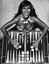 Fabulous People Playing Backgammon