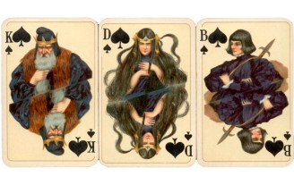 Antique Playing Cards