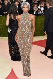Who wore H&M to the Met Gala?