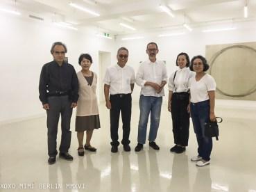 Akio Igarashi and Takashi Suzuki and company
