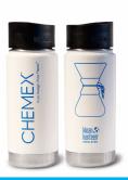 Chemex merchandise; The Klean Kanteen; re-usable bottle