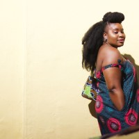 Mixing Prints with Ankara...
